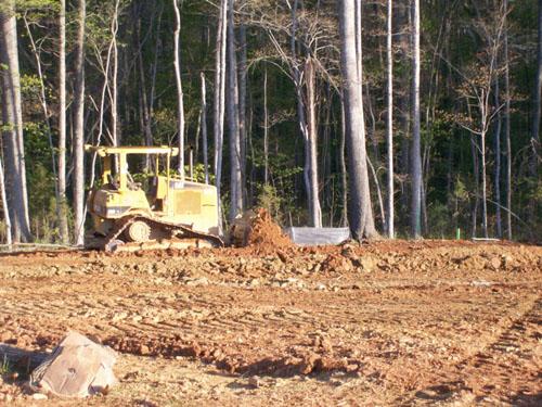 Land Balancing - San Marino Excavating Inc.